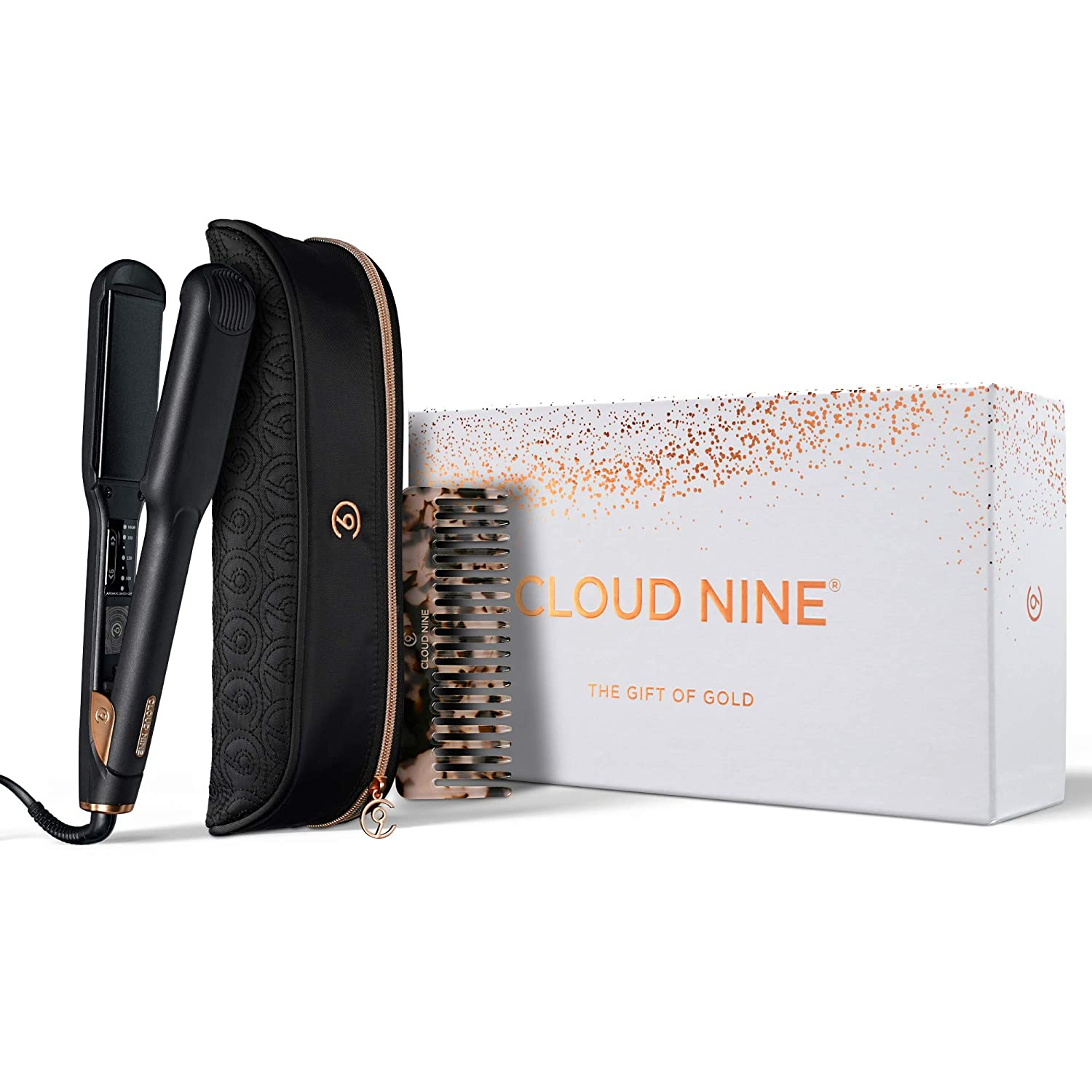 Cloud Nine The Wide Iron Gift of Gold Set