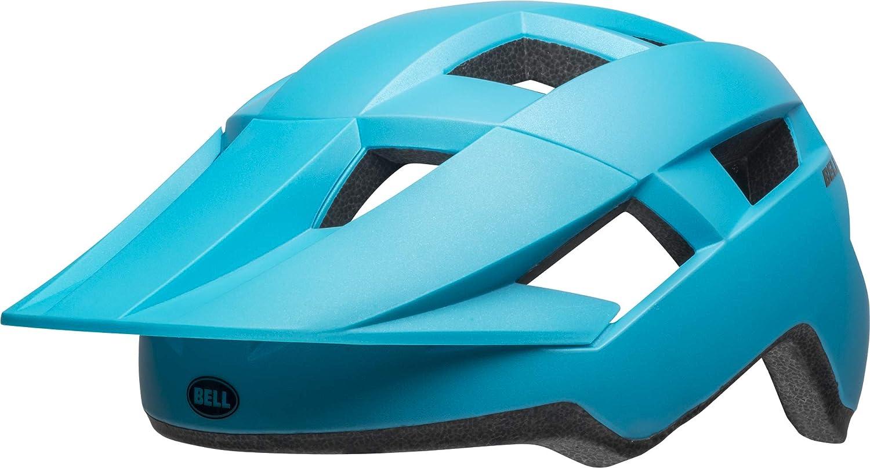 BELL Spark MIPS MTB Fahrrad Helm Gr. 54-61cm blau 2019