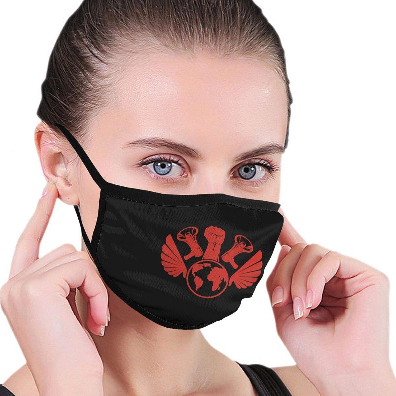 Face Mask Inspiring Black Leaders Fist Earloop Face Anti