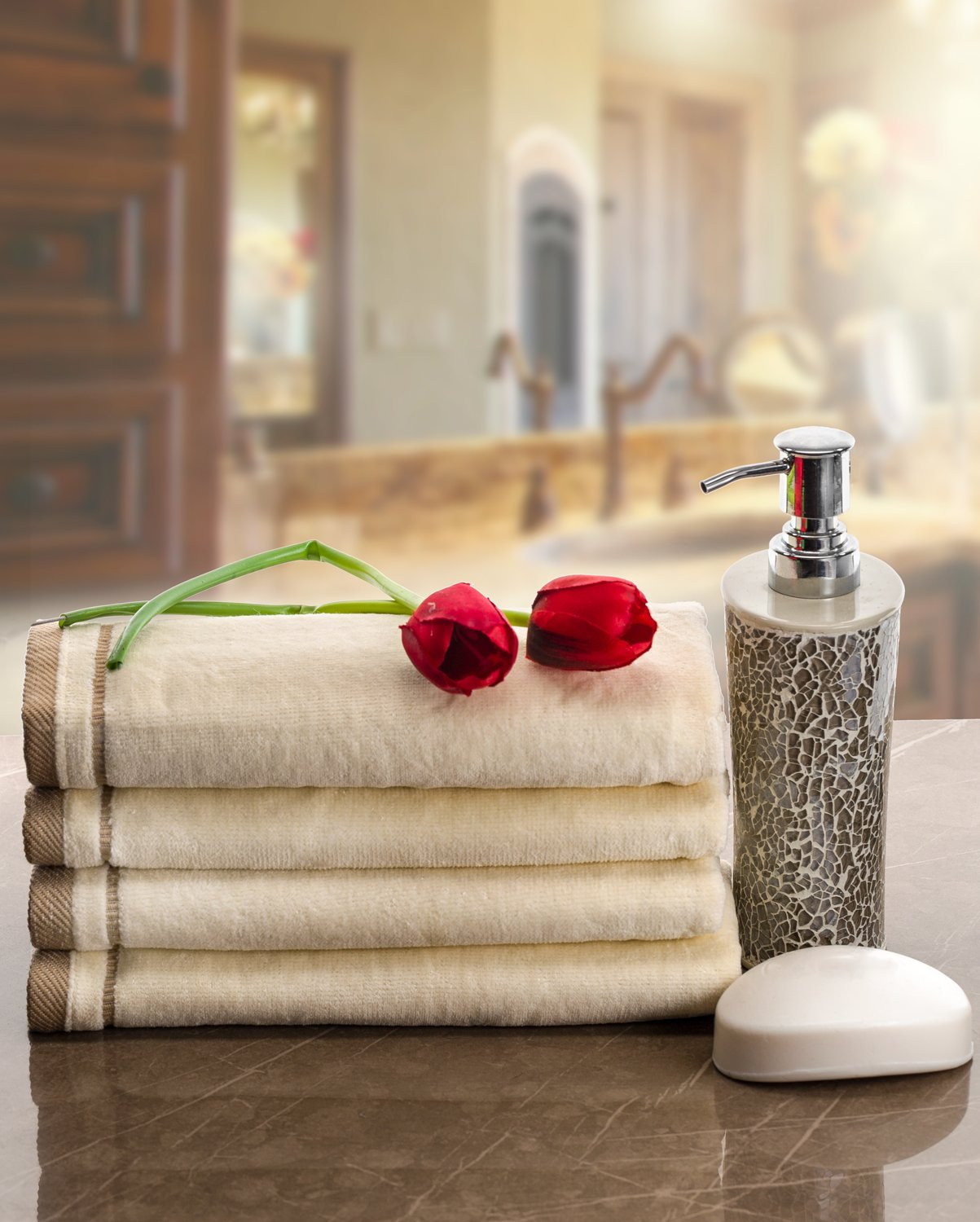 Creative Scents - Luxury Fingertip Towels For Embroidery