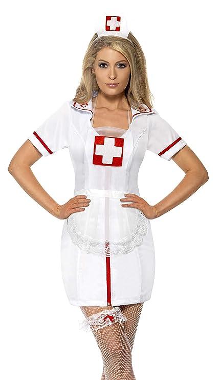 Smiffys 20244 - Kit de enfermera para mujer - Talla única