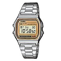 Casio Collection Unisex Retro Armbanduhr A158WEA