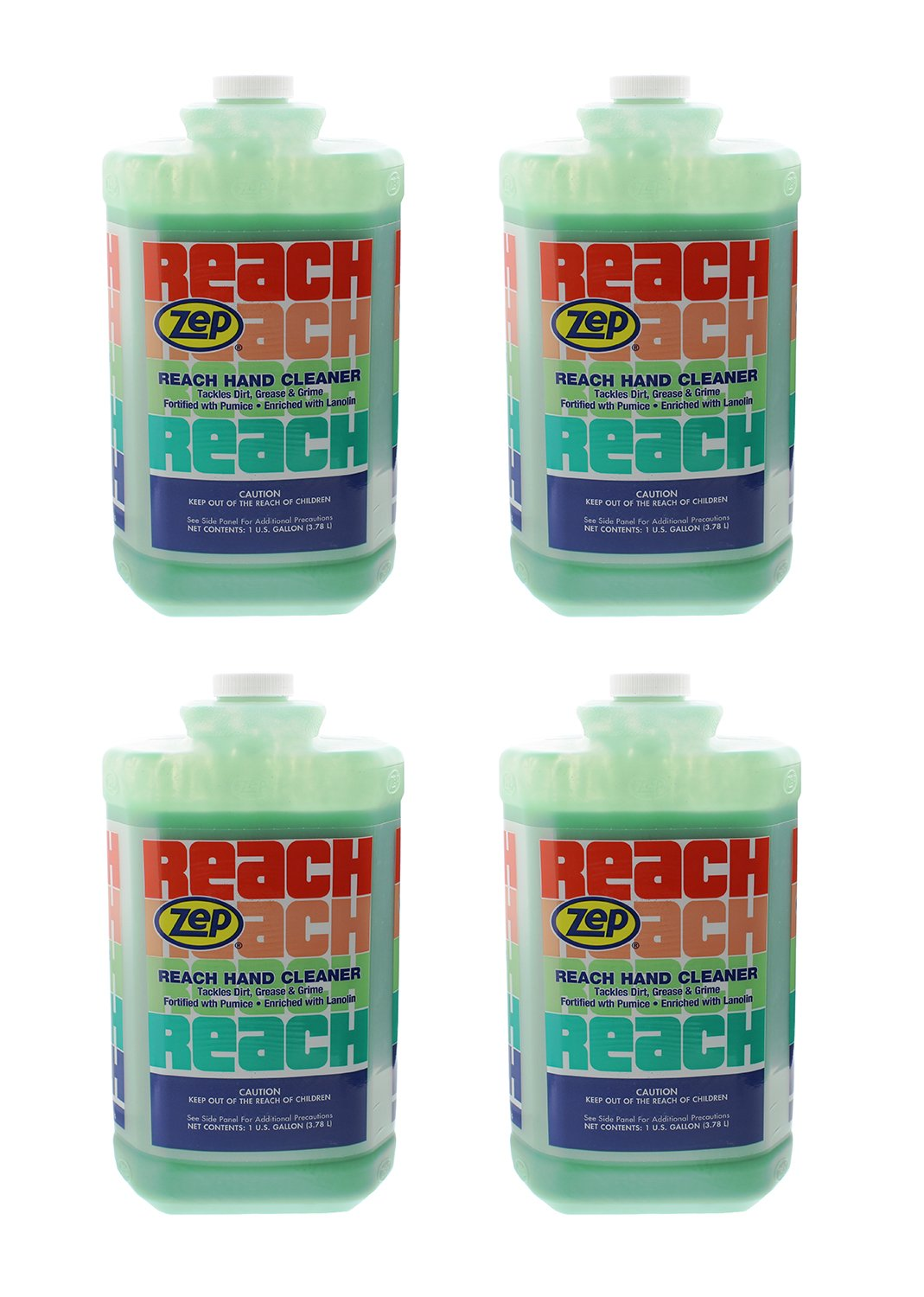 Reach ZEP 4 gallons/case