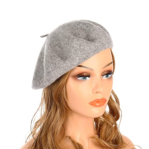 491736f5be4 Wheebo Wool Beret Hat
