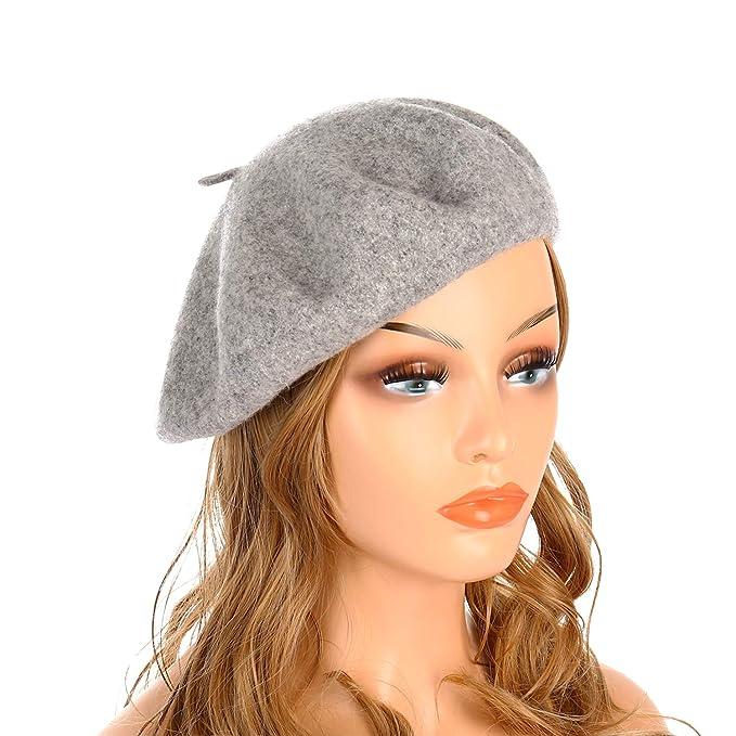 6d6f80c90e1 Wheebo Wool Beret Hat