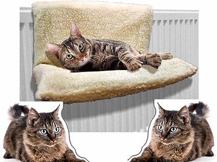 Gato Radiador cama: Amazon.es: Productos para mascotas