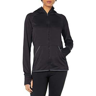 Hanes Sport Women's Performance Fleece Full Zip Hoodie at Women's Clothing store