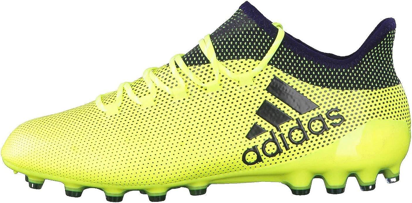 adidas X 17.1 AG, Chaussures de Football Homme: