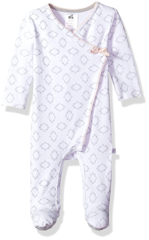 Just Born Baby Girls Keepsake Kimono Sleep N Play