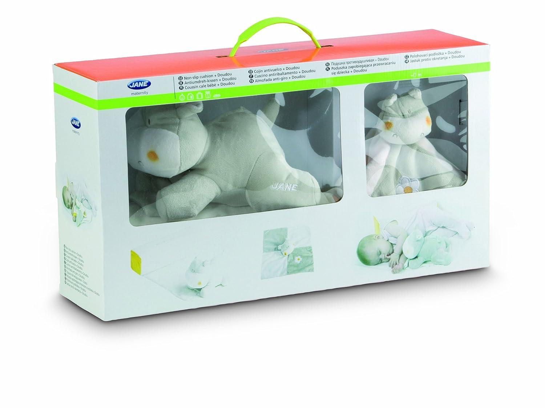 Amazon.com : Jane Hippo Anti-Rollover Cushion (X1) : Baby