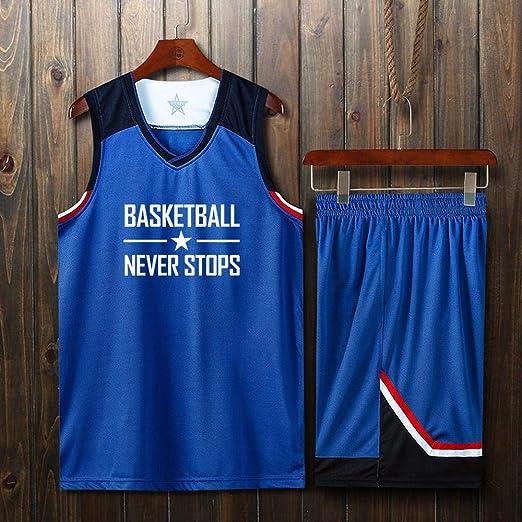 YINGH NBA Baloncesto Uniformes Camiseta de Manga Corta, Uniforme ...