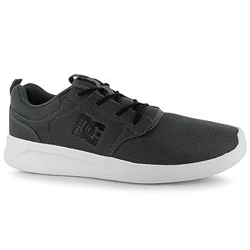 DC Shoes Midway Zapatillas Deportivas para Hombre Gris Casual zapatillas zapatos calzado, gris: Amazon.es: Deportes y aire libre