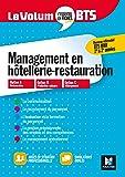 Le Volum' BTS - MHR - Management de l'hôtellerie-restauration - Révision et entraînement
