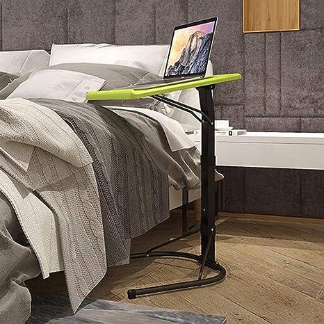 Amazon.com: Muebles de salón mesa auxiliar plegable portátil ...