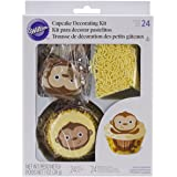 Cupcake Decorating Kit Makes 24-Monkey