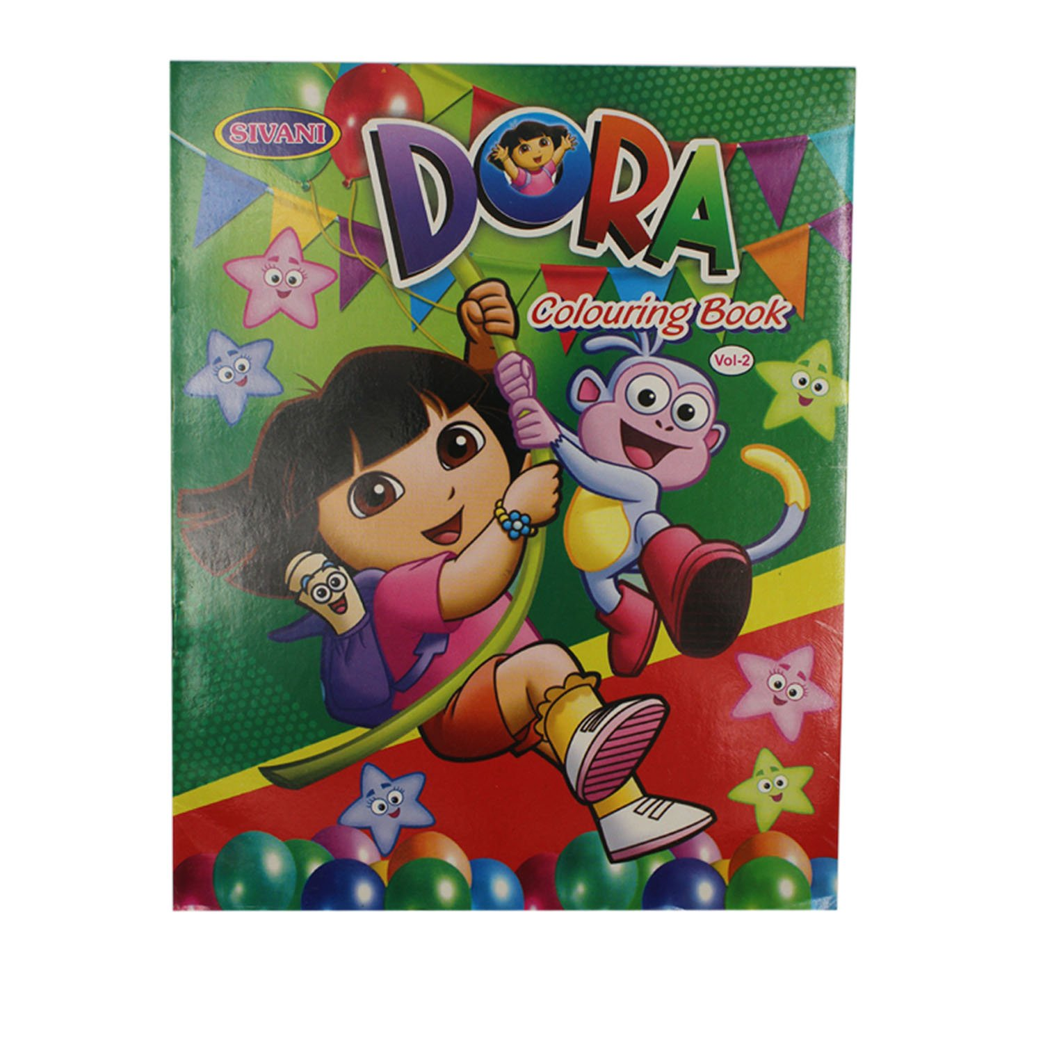 - Buy Sivani Dora Colouring Book, Volume 2 Book Online At Low Prices