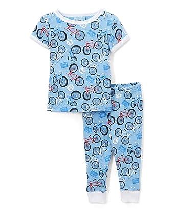 Amazon Com Sweet Soft Baby Boys Bicycle Theme Pajamas Toddlers