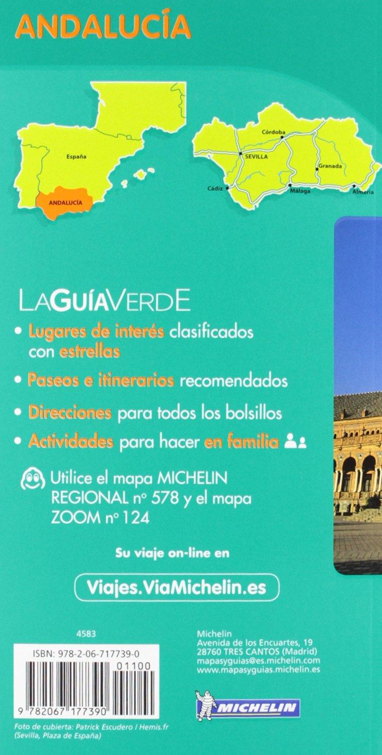 La Guía Verde Andalucía (La Guía Verde Michelin): Amazon.es: unknown: Libros