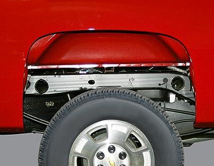 Rugged Liner Inner Wheel Fender Well Liners – Rear