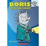 Boris Sees the Light: A Branches Book (Boris #4) (4)