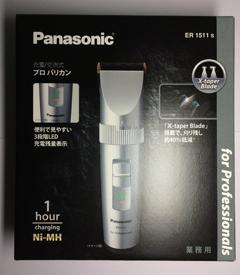 Panasonic Hair Clipper, ER1511 NEWEST MODEL, DUAL VOLTAGE by Panasonic   B003KK769A