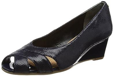 95dbc868a870c Van Dal Women's Paxton Open-Toe Wedges: Amazon.co.uk: Shoes & Bags