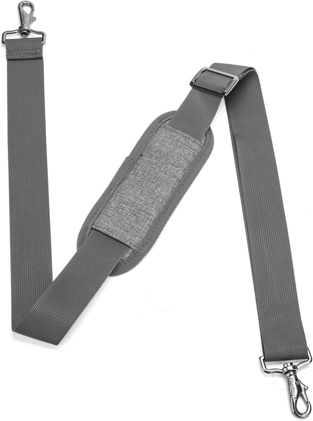 Coolbell Verstellbarer Schultergurt Mit Metallhaken Für Computer Zubehör