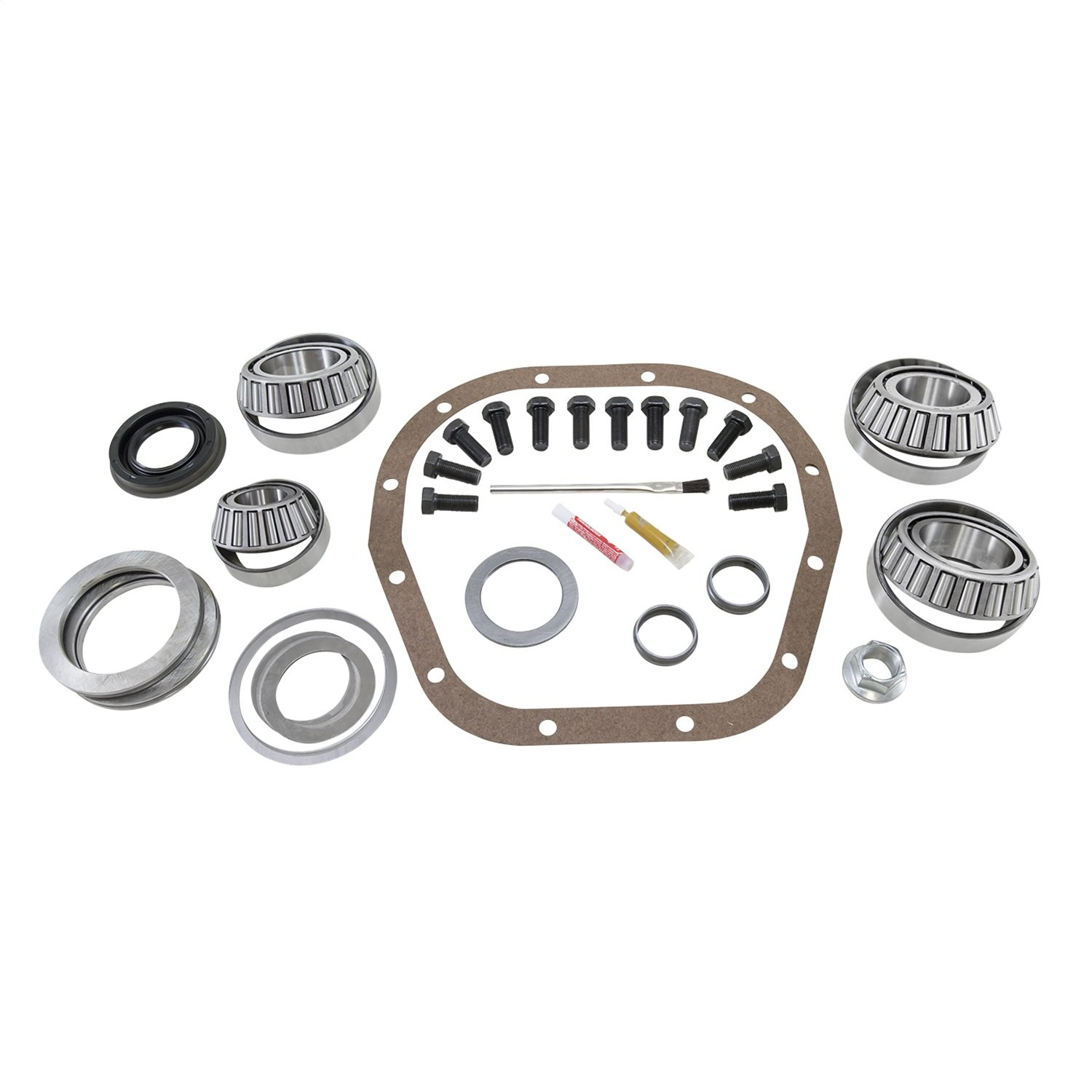 YK F10.5-A Yukon YKF10.5-A Master Overhaul Kit for Ford 10.50 Differential