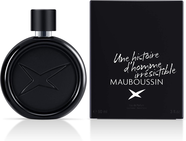 Mauboussin - Eau de Parfum Femme - Une Histoire de Femme Sensuelle - Aroma Amaderado & Oriental - 90ml