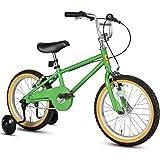 PANTHER (パンサー) 多色展開 子供・幼児自転車P2 16インチ シングルギア 補助輪標準装備 クロモリフレーム オシャレでカッコいいデザイン お誕生日 お祝い クリスマスプレゼントに最適 メーカー1年間保証