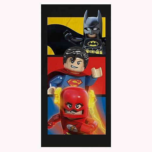 LEGO DC Superheroes Boom algodón playa toalla de baño Superman ...