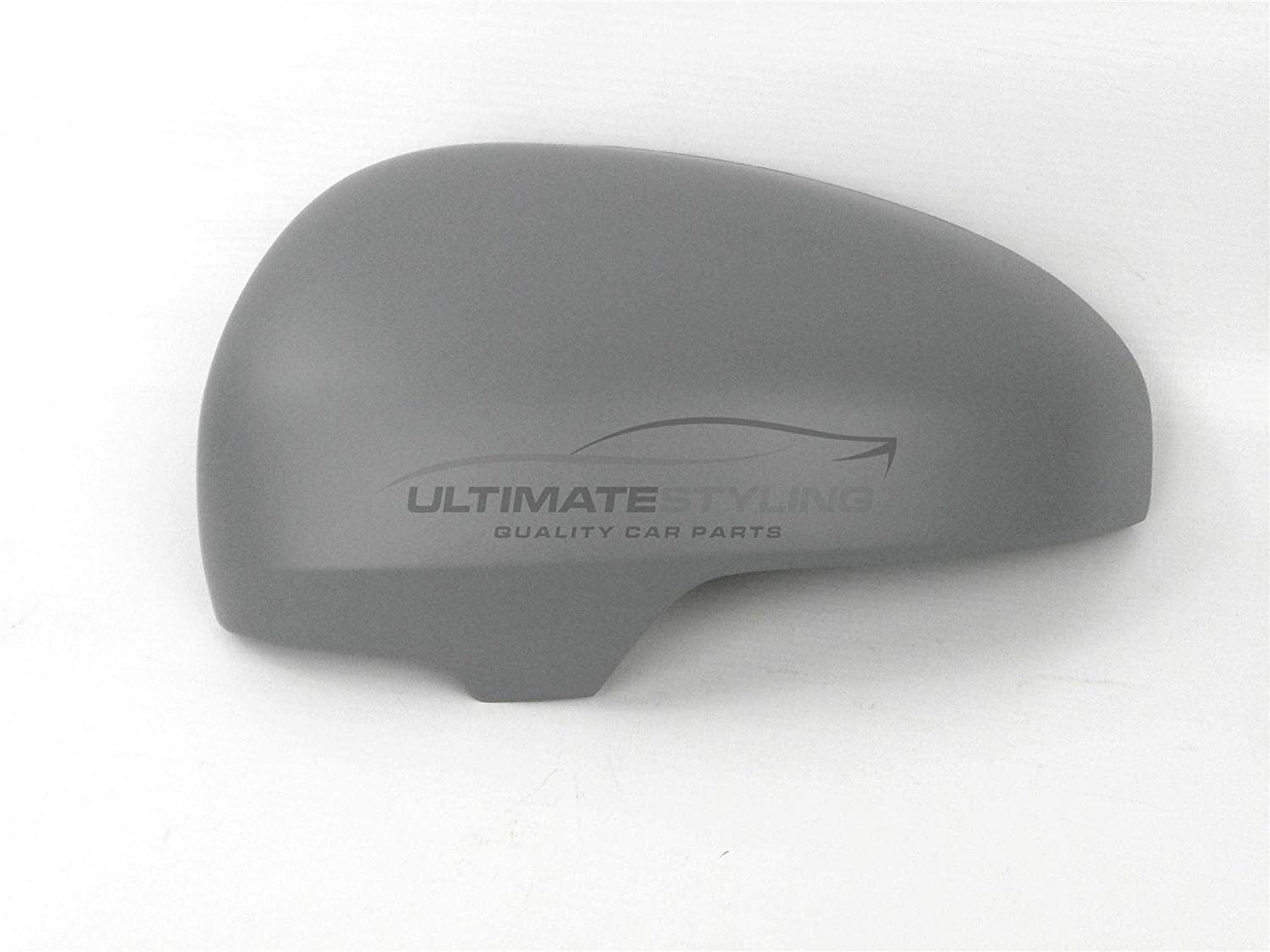 Ultimate Styling Aftermarket Replacement Wing Mirror Cover Cap Colour Of Cover Primed For Passenger Side (LH) Left Hand Side