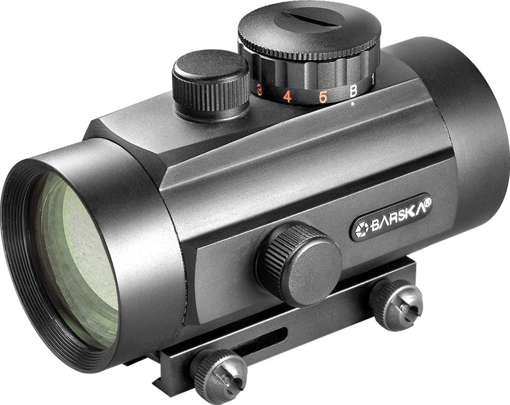 BARSKA 40-mm Dual-Color Riflescope AC10650