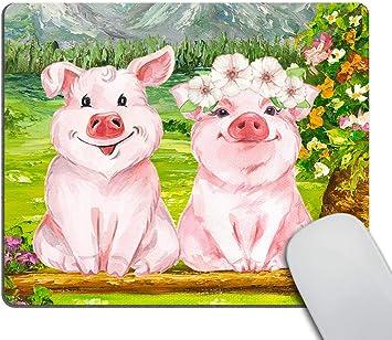"""Reproducción Vintage Pig Familia patrón de costura 6-10.5 /""""de alto"""