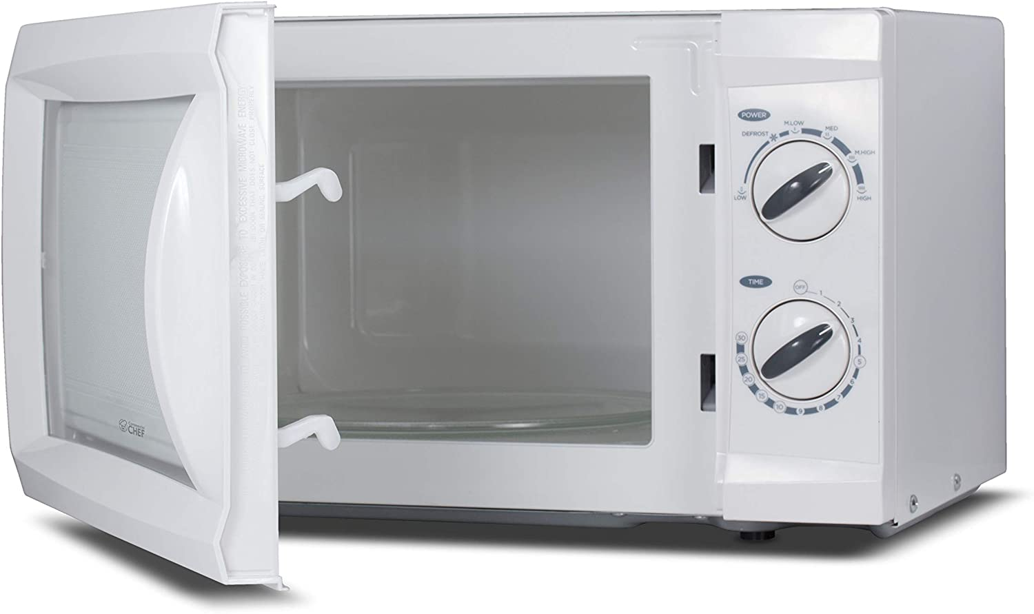 Commercial-Chef-Counter-Top-Rotary-Microwave-Oven