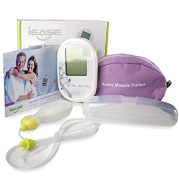 IEase Pelvic Floor Muscle Exerciser With On Screen Biofeedback   Bia