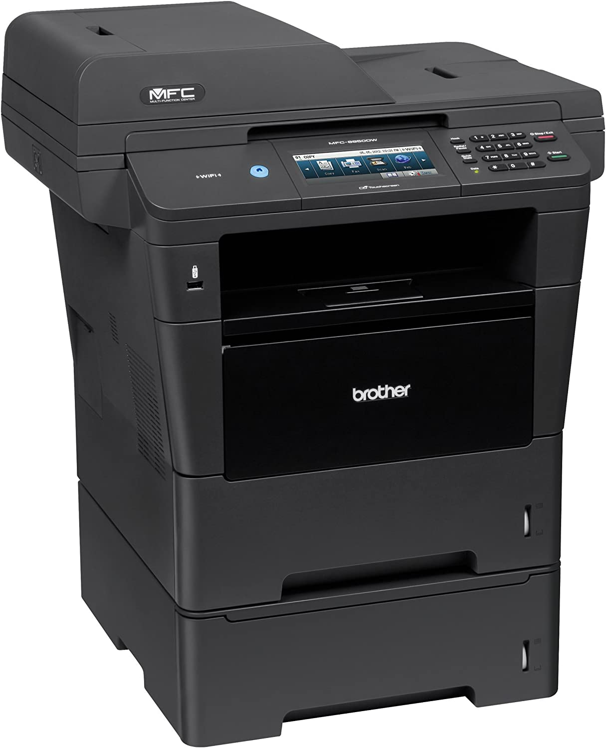Amazon.com: MFC-8950DWT Wireless All-in-One Laser Printer ...