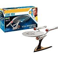 Revell-U.S.S. Enterprise NCC-1701 (Tos), Escala 1:600 Kit