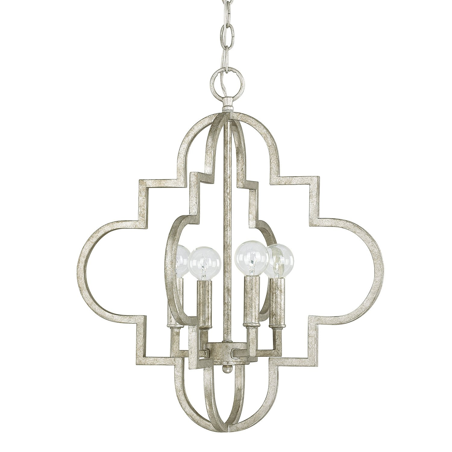 Capital Lighting 4541AS Four Light Pendant Amazon