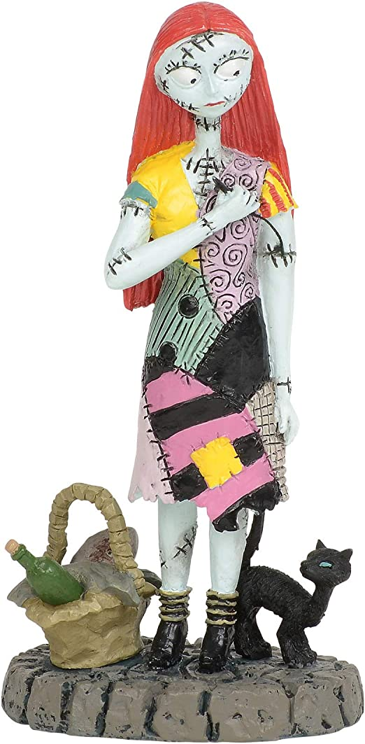 Department 56 Nightmare Before Christmas Sallys Date Night Figurine Standard