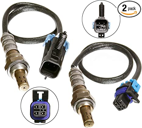 2Pcs NEW Upstream Oxygen Sensor Direct Fit  Chevy Silverado 1500 Tahoe