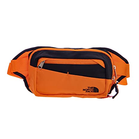d68c2be71db538 The North Face - Marsupio - Bozer Hip II - Arancione (Taglia Unica,  Arancione