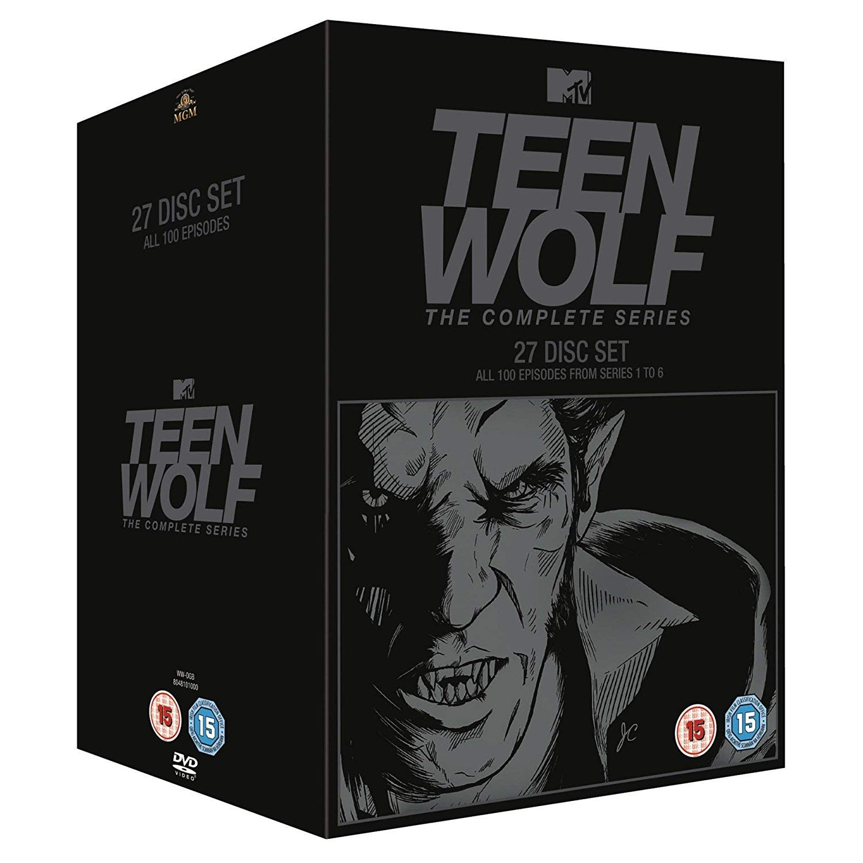 Teen Wolf Complete Season 1-6 DVD [Reino Unido]