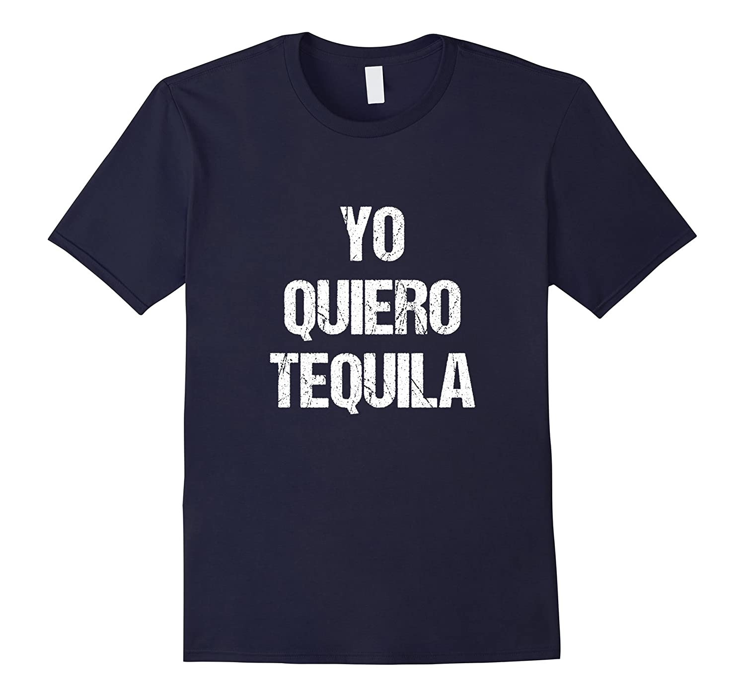 I Want Tequila T Shirt Funny Drinking Tee-T-Shirt