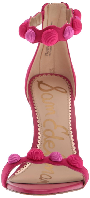 Sam Edelman Women's Addison Magenta Fashion Sandals B071GW19HD 7.5 M US Pink Magenta Addison 05a990