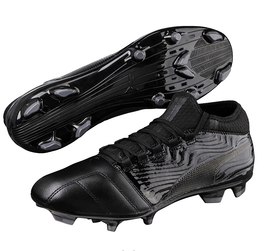 PUMA One 18.3 Firm Ground Soccer Cleats B07BFFPQXM 11.5 D(M) US