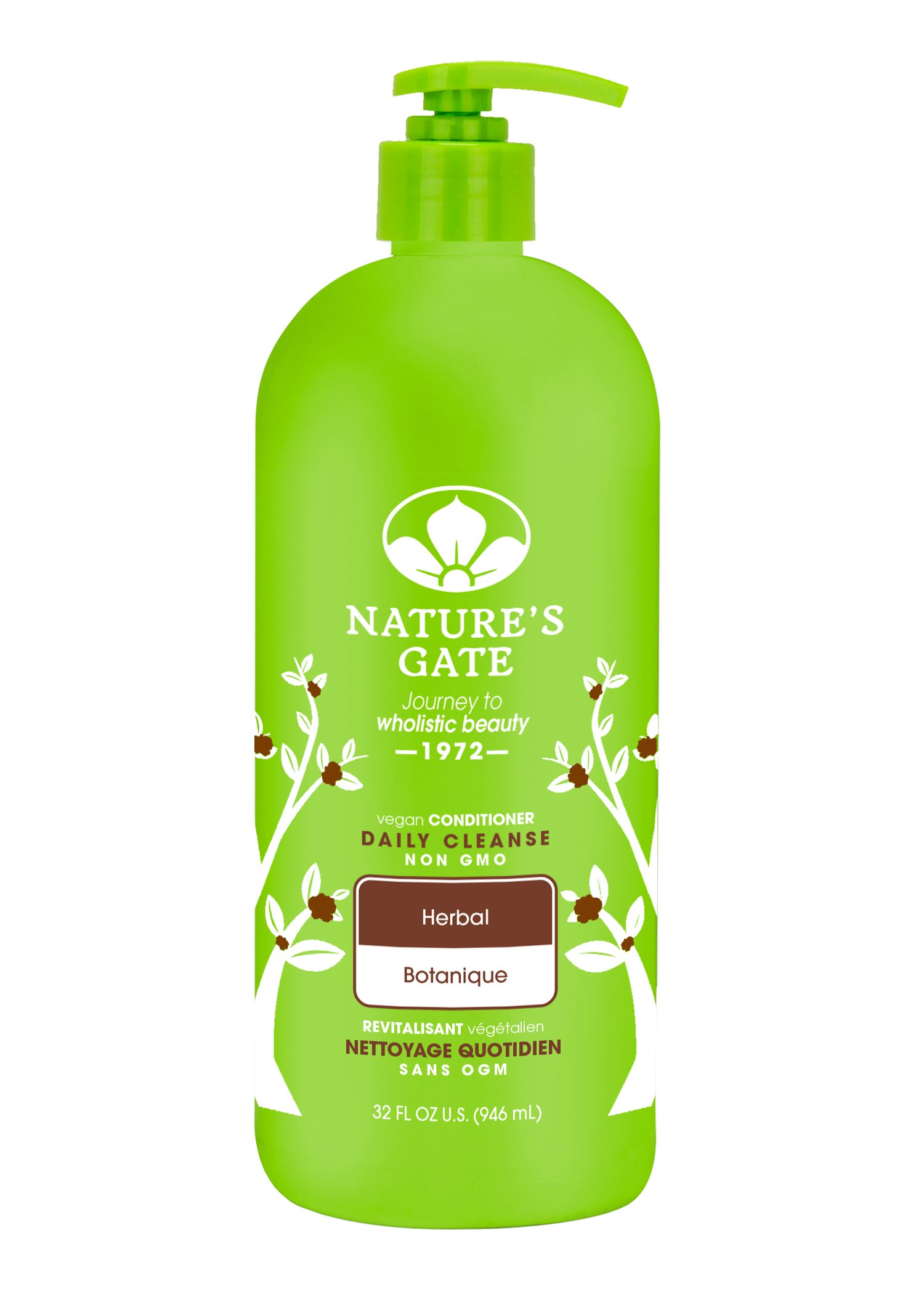 Nature S Gate Daily Cleansing Shampoo