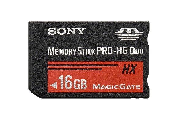 Original Memory Stick Pro Duo 32GB MSHX f/ür Sony PSP Zubeh/ör//Kamera Speicherkarte