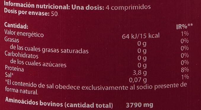 Scitec 0728633110285, Aminoácido, 280 gr: Amazon.es: Salud y cuidado personal