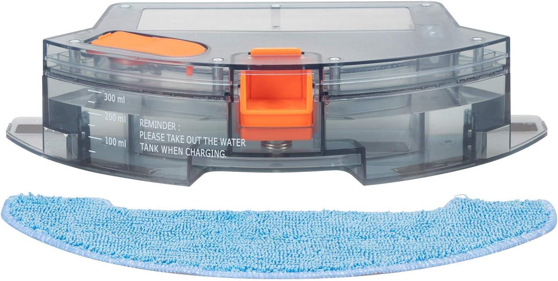 Bagotte BG600 - Depósito de agua para robot aspirador: Amazon.es ...